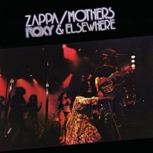 Frank Zappa - Roxy & Elsewhere - 180 gr