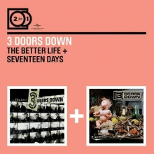 3 Doors Down - Better Life / Seventeen Days