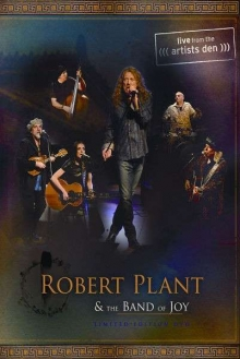 Robert Plant - Live From The Artist's Den