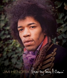 Jimi Hendrix - Hear My Train A Comin'