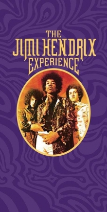 Jimi Hendrix - The Jimi Hendrix Experience - Long Box- Limited Edition - Deluxe
