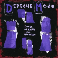 Depeche Mode - Songs Of Faith and Devotion - Collector's Edition