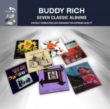 Buddy Rich - Seven Classic Albums