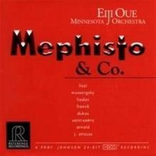 Eiji Oue & Minnesota Orchestra - Mephisto & Co