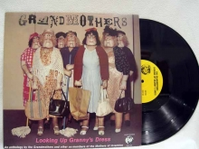 Grandmothers ( Mothers of Invention without Frank Zappa ) - Looking up Granny's Dress - LP - Original USA - Master Disc