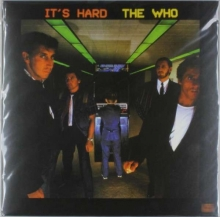 Who. - It's Hard - LP - Made in USA