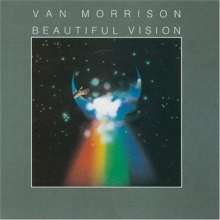 Van Morrison - Beautiful Vison - LP - Made in West Germany