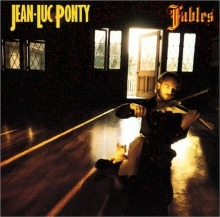 Jean Luc Ponty - Fables - LP - Made in USA