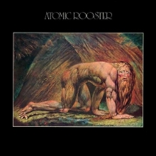 Atomic Rooster - Death Walks Behind You (180g) (Limited Numbered Edition) (Orange Vinyl)