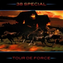 38 Special - Tour De Force  - Deluxe Vinyl Replica Cardboard Sleeve)