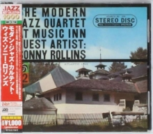 The Modern Jazz Quartet - At Music Inn: Guest Artist Sonny Rollins