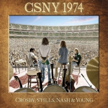 Crosby, Stills, Nash, Young -  CSNY 1974 - Blu-ray + DVD Audio