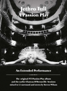 Jethro Tull - A Passion Play (An Extended Performance) (2CD + 2DVD)