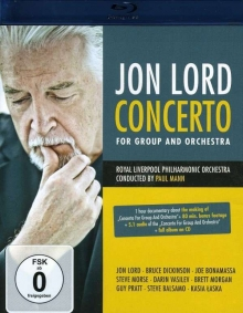 Lord Jon - Concerto For Group And Orchestra