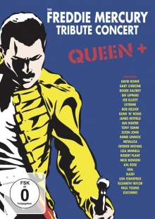 Queen - The Freddie Mercury Tribute Concert - Queen +