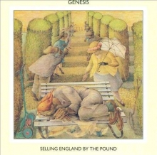 Genesis - Selling England By The Pound (Audiofil)