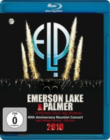 Emerson, Lake & Palmer - 40th Anniversary Reunion Concert: High Voltage Festival
