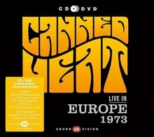 Canned Heat - Live In Europe
