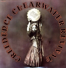 Creedence Clearwater Revival - Mardi Gras (200g) (Limited Edition)