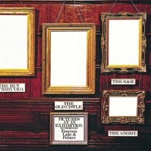 Emerson, Lake & Palmer - Pictures At An Exhibition - Live (180g)