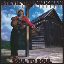 Stevie Ray Vaughan - Soul To Soul (180g)