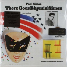 Paul Simon - There Goes Rhymin' Simon - 180g - Limited Numbered Edition