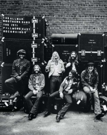 Allman Brothers Band - The 1971 Fillmore East Recordings (Blu-ray Audio)