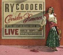 Ry Cooder - Live In San Francisco (2LP + CD)