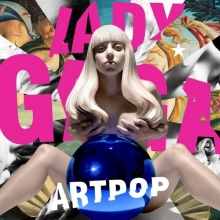 Lady Gaga - Artpop - Explicit