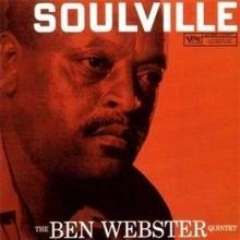 Ben Webster - Soulville - Hybrid SACD - audiophile