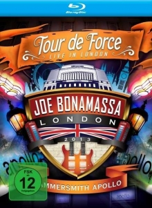 Joe Bonamassa - Tour De Force: Hammersmith Apollo