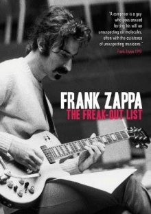Frank Zappa - The Freak: Out List (Ltd.Edt.)