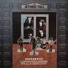 Jethro Tull - Benefit - Deluxe - 2 CD + DVD Audio