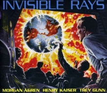 Trey Gunn - Invisible Rays