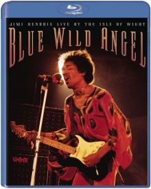 Jimi Hendrix - Blue Wild Angel: Jimi Hendrix Live At The Isle Of Wight