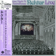 Nektar - Sunday Night At The London Roundhouse - Cardboard Sleeve