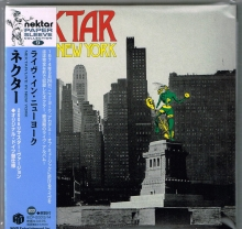 Nektar - Live In New York - Cardboard Sleeve