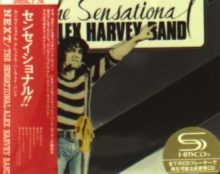 Alex Harvey ( Sensational Alex Harvey Band ) - Next - SHM-CD + Paper-Sleeve
