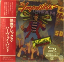 Alex Harvey ( Sensational Alex Harvey Band ) - The Impossible Dream - SHM-CD + Paper-Sleeve