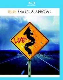 Rush (Band) - Snakes & Arrows: Live