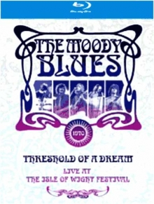 Moody Blues - Threshold Of A Dream - Live At Isle Of Wight Festival