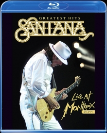 Santana - Greatest Hits - Live At Montreux