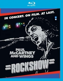 Paul McCartney - Rockshow: In Concert. On Film. At Last.
