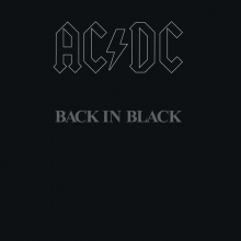 AC/DC - Back In Black (180g)