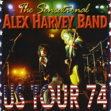 Alex Harvey ( Sensational Alex Harvey Band ) - US Tour ´74