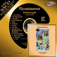 Renaissance -  Scheherazade & Other Stories (Hybrid-SACD) (Limited Numbered Edition)