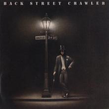 Back Street Crawler - Second Street  ( Japan-Papersleeve)