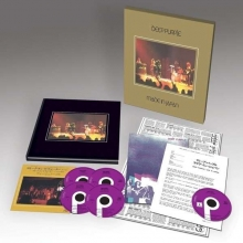 MADE IN JAPAN 4Cd+dvd+single BOX - de Deep Purple