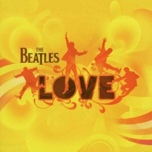 Beatles - Love - CD + DVD