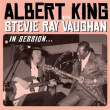 In Session - de Albert King With Stevie Ray Vaughan